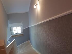 3D-Tapete-Treppe